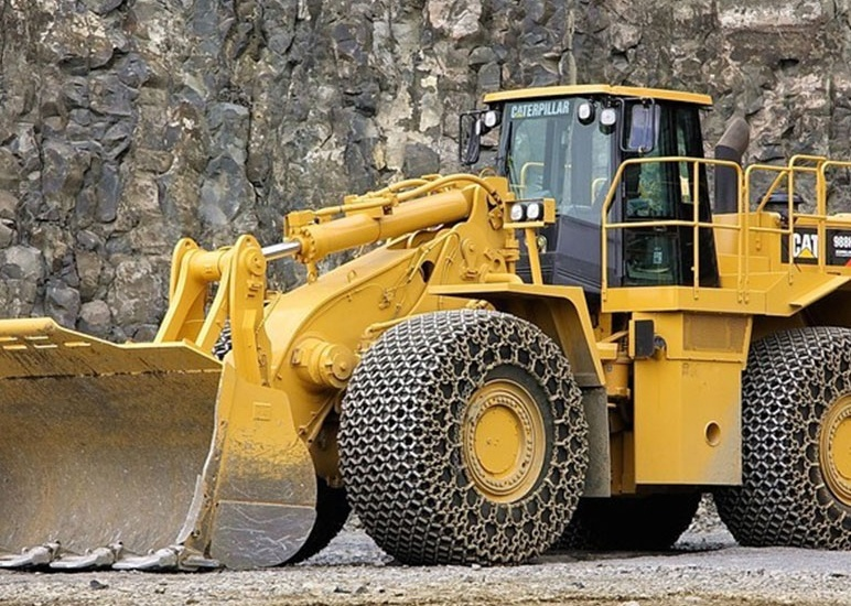 CAT 988PX12 & PX4Recommended Fixtures