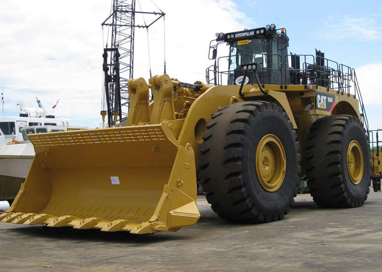 CAT 994FPX12 & PX4Recommended Fixtures