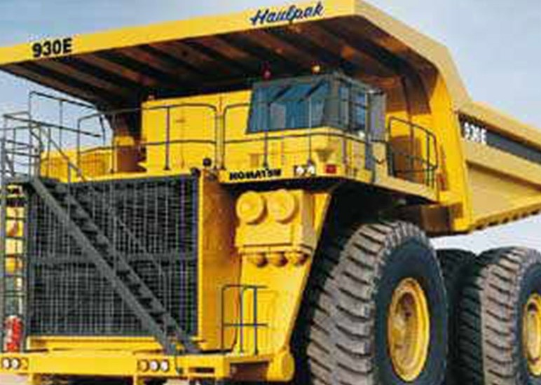 Komatsu 930PX12Call for SpecificsRecommended Fixtures