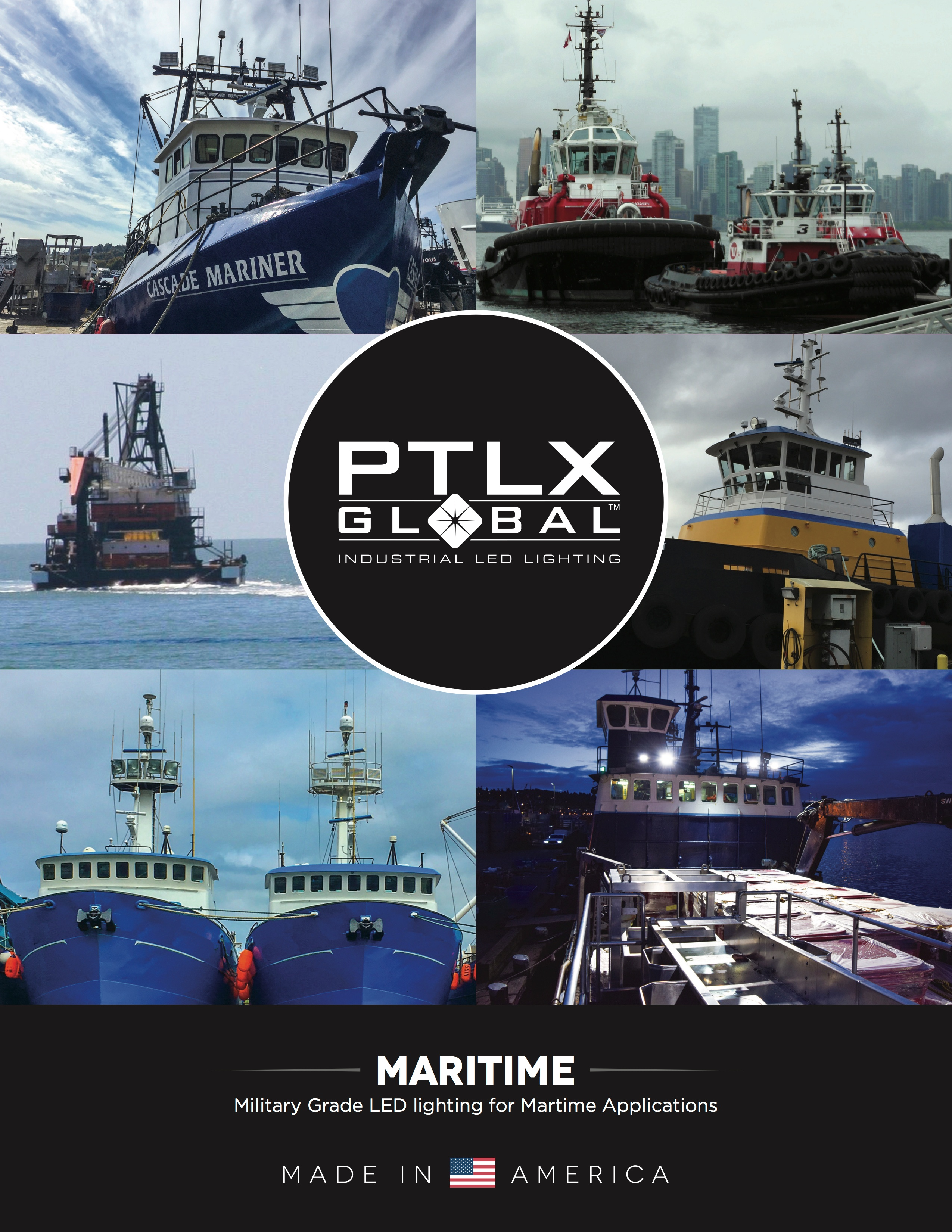 PTLX Marine Brochure 2017 Cover